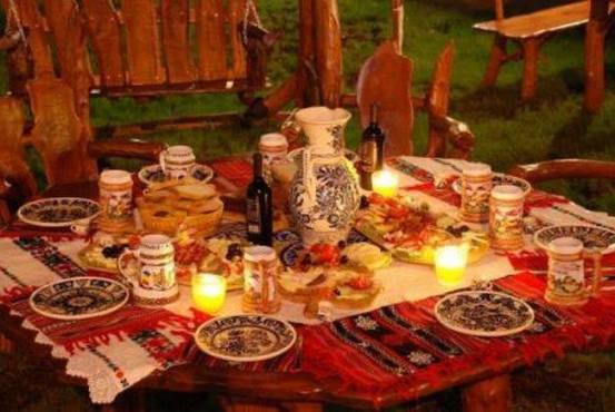 seara romaneasca