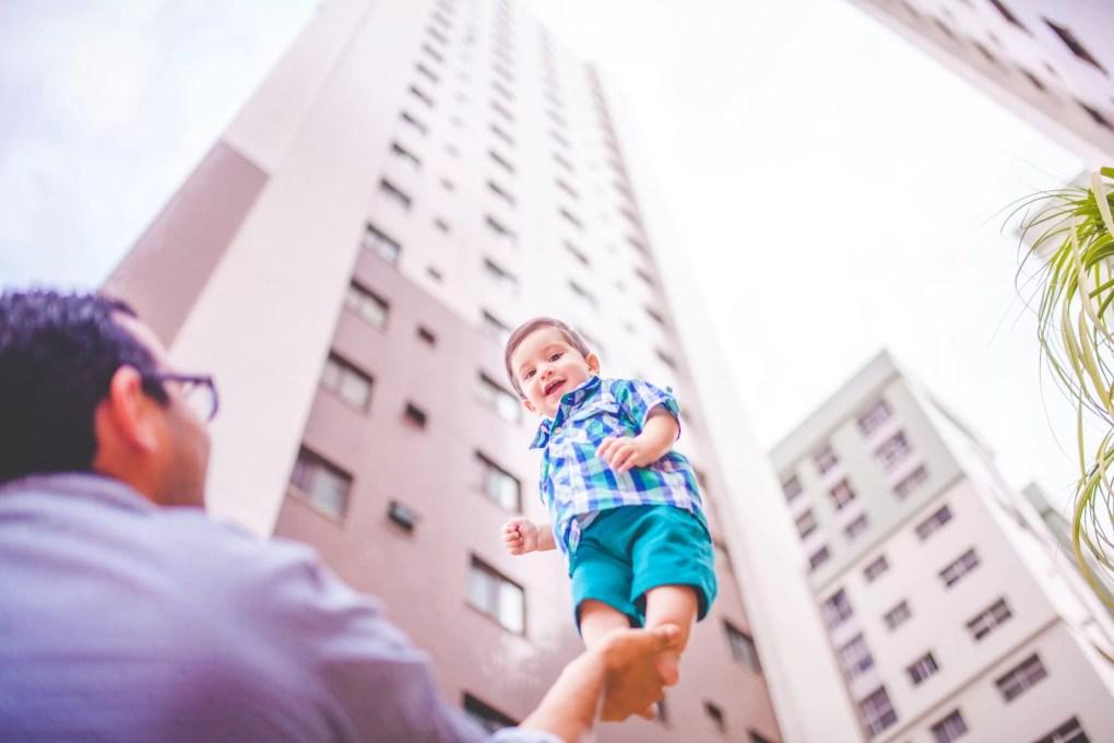 congé paternité enfant