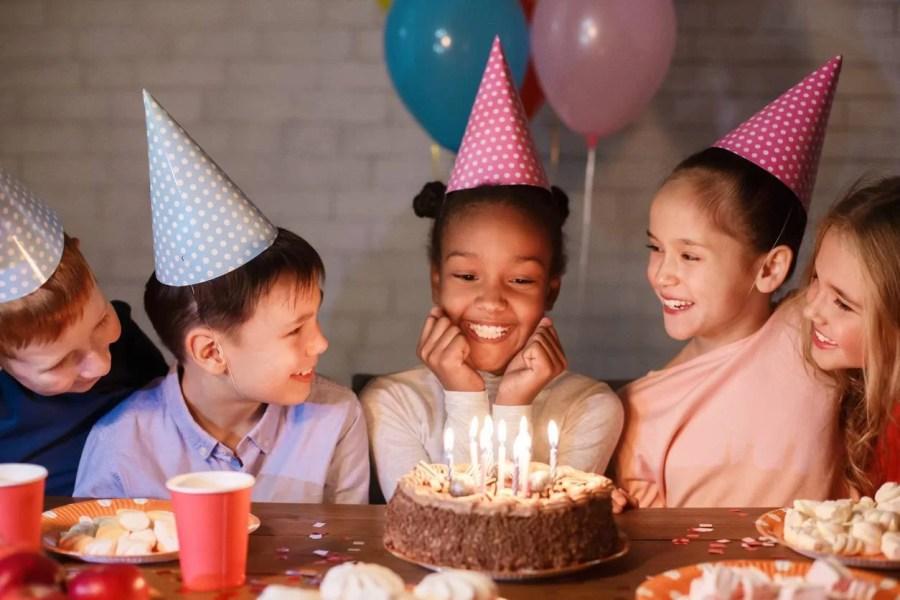 ballons anniversaire enfants