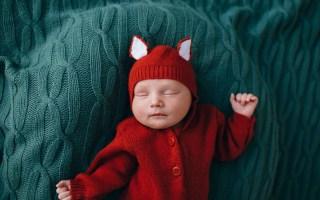 bonnet naissance : avantages bonnet pour bébé