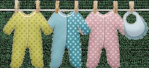 Bébé Corde À Linge, Vêtements Pour Bébés, Bébé