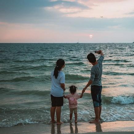 famille garde partagée