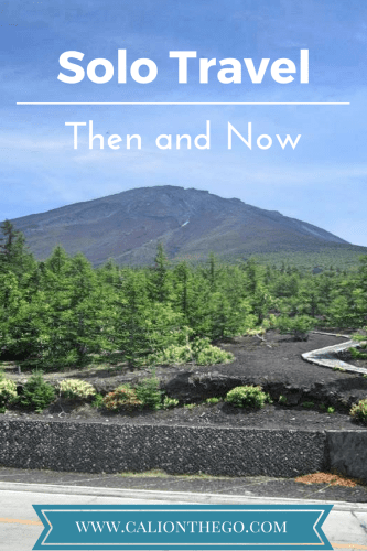 From solo travel newbie to seasoned nomad, read how my adventures have changed (for the better) since I took the plunge on my first solo trip!