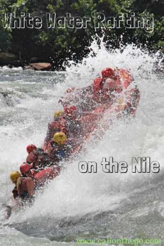 Jinja is the adventure capital of Uganda and white water rafting on Grade 5 rapids is a major activity. Read a firsthand account of terror and exhilaration.