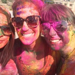 After Holi photo