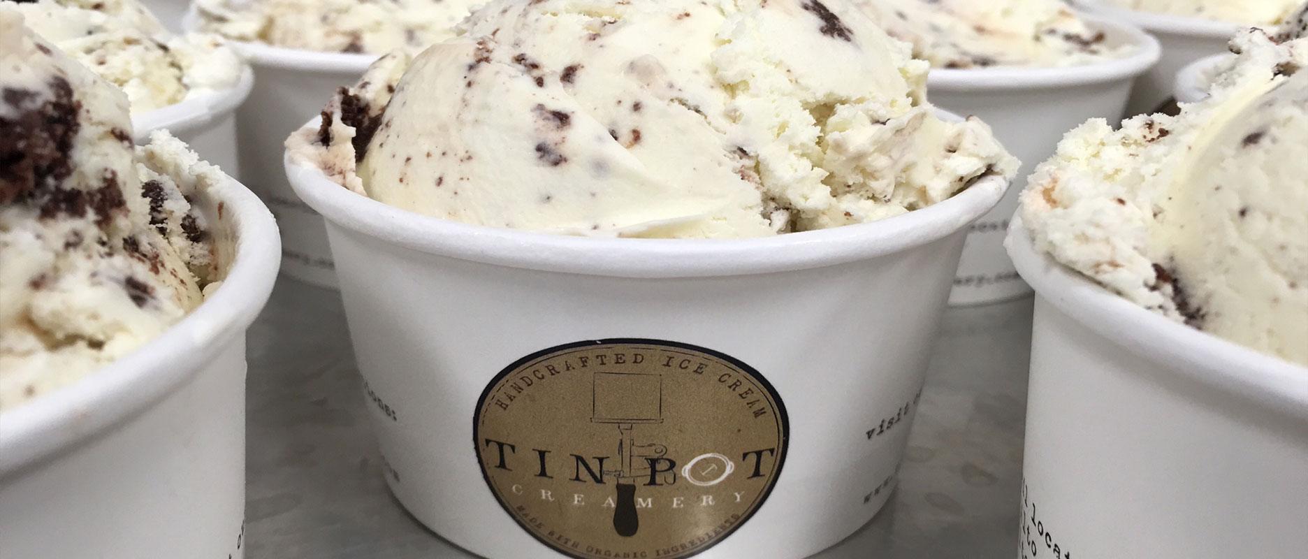 Tin Pot Creamery - Palo Alto