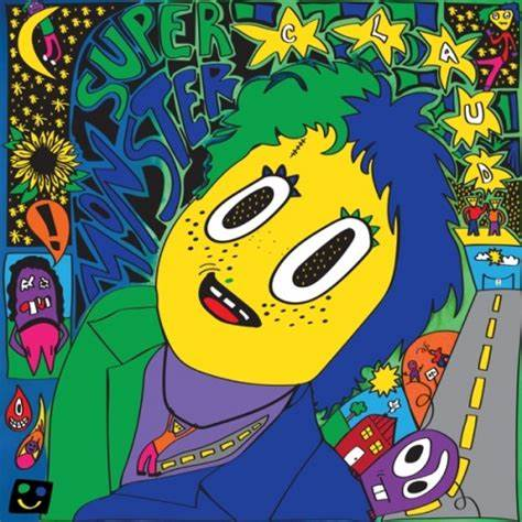 Claud Super Monster Art