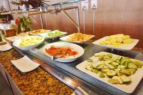The Westin Playa Conchal Costa Rica Mitra International Buffet