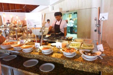 The Westin Playa Conchal Costa Rica Mitra International Buffet