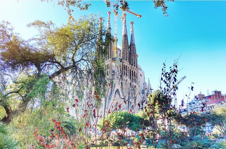 3-days-in-barcelona-sagrada-familia