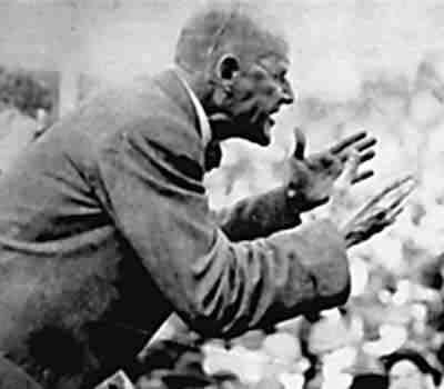 Eugene Debs, 1918 speech , Canton, Ohio