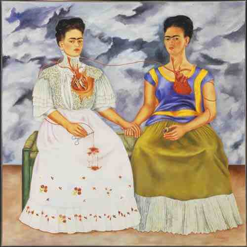 Frida Kahlo: The Two Fridas