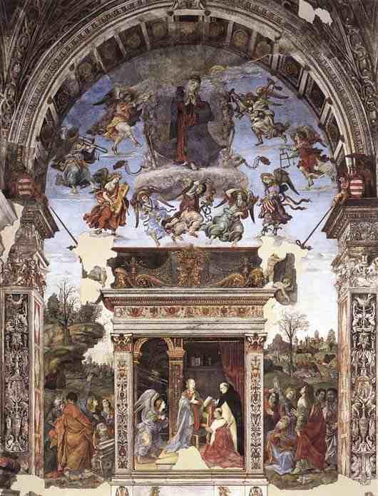 Carafa Chapel, Rome