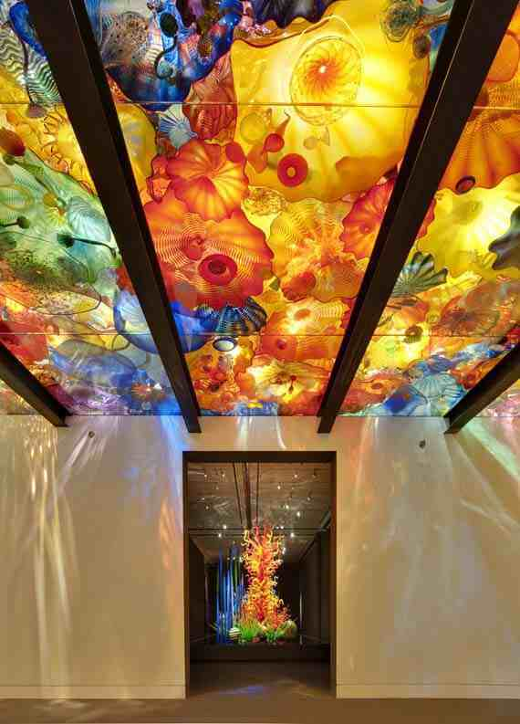 Dale Chihuly: Persian Ceiling