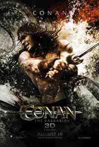 Movie Poster: Conan the Barbarian