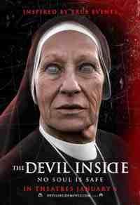 Movie Poster: The Devil Inside