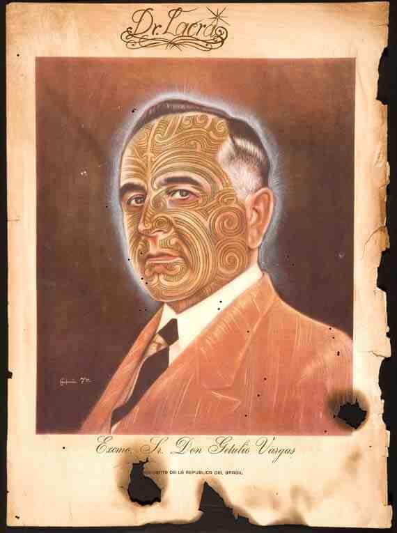 Dr. Lakra, Sin título/Untitled (Don Getulio Vargas)