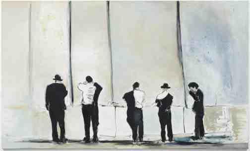 Marlene Dumas: The Wall