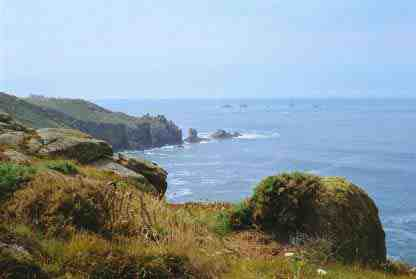Beyond the Hedgerows of Cornwall 1
