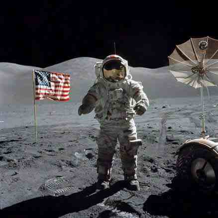 America's Race to the Moon 1