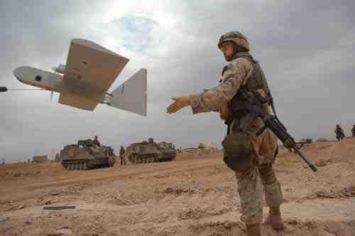 Falluja: Dragon Eye surveillance drone