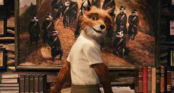 Movie Still: Fantastic Mr. Fox
