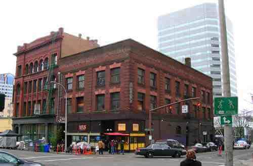Portland's Lotus Cardroom and Café