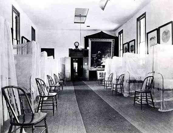 The Gross Clinic at the 1876 Centennial