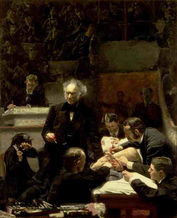 Thomas Eakins: The Gross Clinic