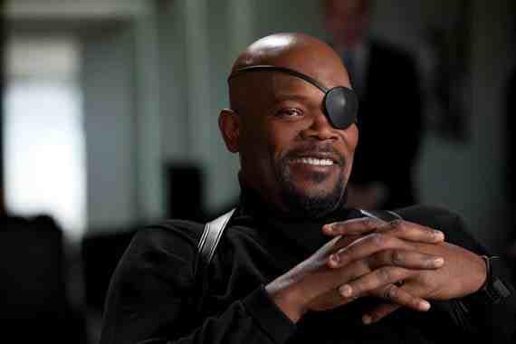 Movie Still: Samuel L. Jackson - Iron Man 2