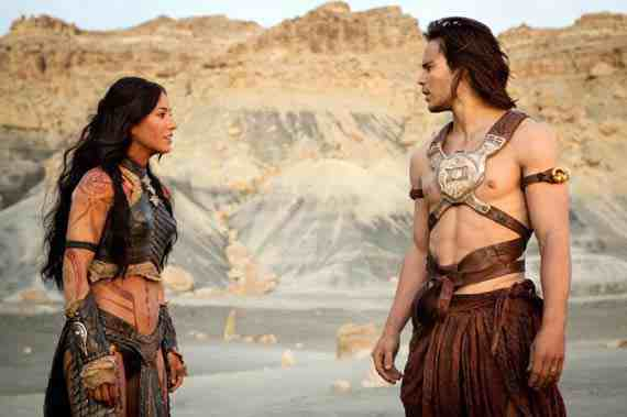 Movie Still: John Carter