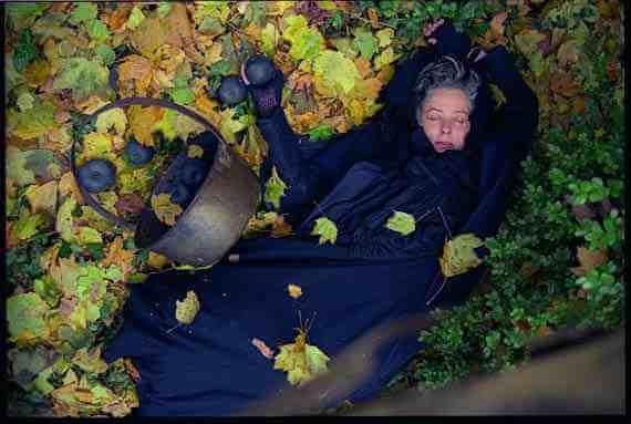 Kiki Smith, Sleeping Witch