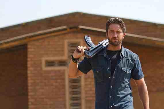 Movie Still: Machine Gun Preacher