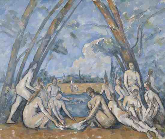 Cezanne: The Large Bathers