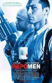 Movie Poster: Repo Men