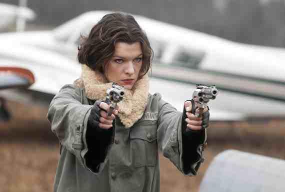 Movie Still: Resident Evil: Afterlife