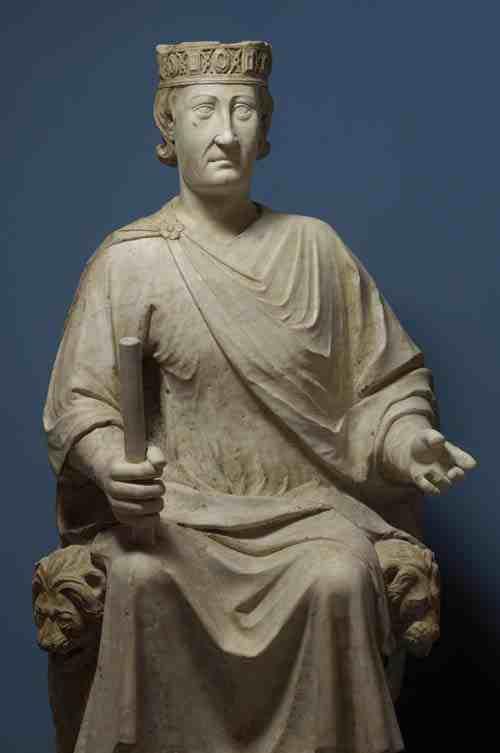 Roman Senator Charles d'Anjou