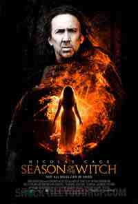 Movie Poster: Season of the Witch