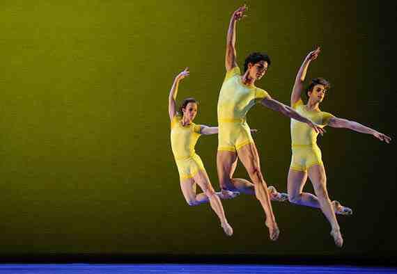 San Francisco Ballet: Number Nine