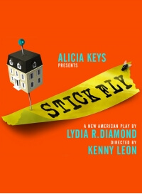 Theater poster: Stick Fly