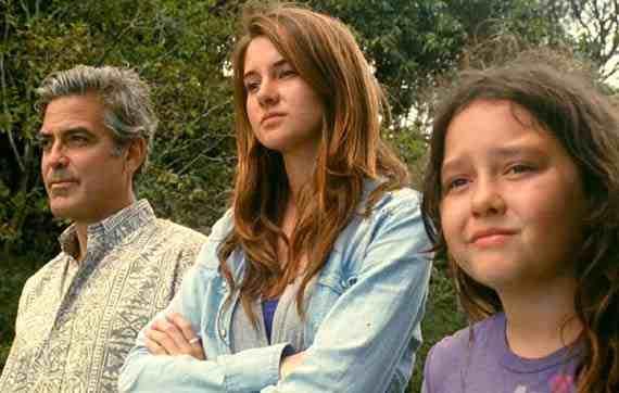 Movie Still: The Descendants
