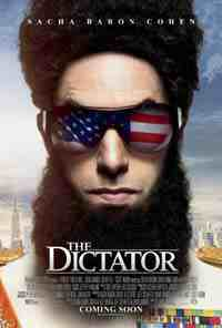 Movie Poster: The Dictator