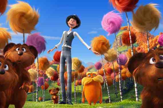Movie Still: Dr. Seuss' The Lorax