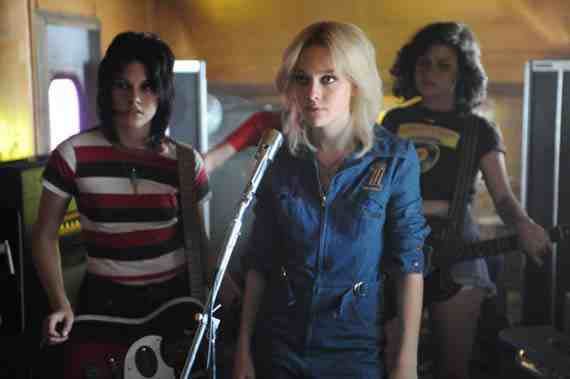 Movie Still: The Runaways