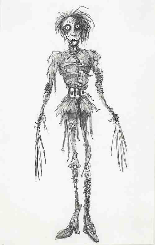 Tim Burton: Edward Scissorhands