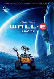 Wall-E poster movie poster