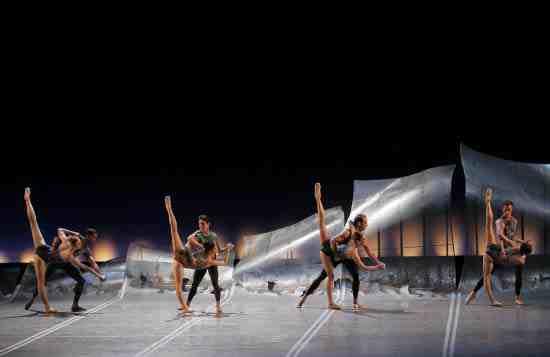 NYCB: DGV: Danse à Grand Vitesse