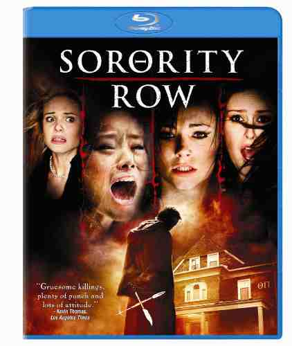 DVD Cover: Sorority Row