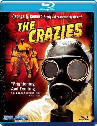 DVD Cover: The Crazies