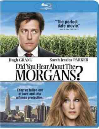DVD Cover: Did You Hear About the Morgans